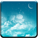 Sky live wallpapers icon