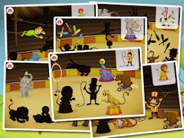 Screenshot of Fun at the circus lite
