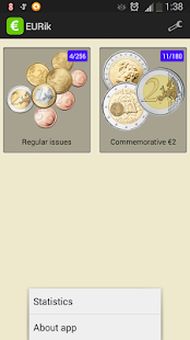 EURik: Euro coins- screenshot thumbnail