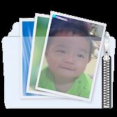 PhotoZipper for tablet