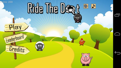 Ride the Dot