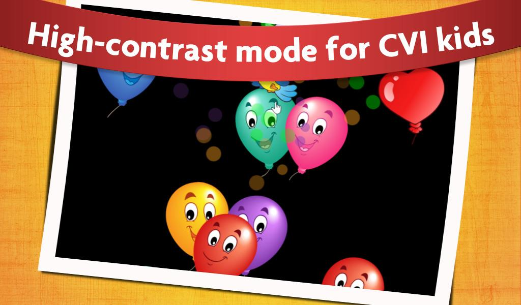 Kids Balloon Pop Game Free - screenshot