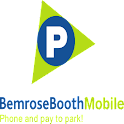 Phone and Pay Parking logo