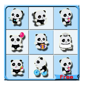 Lovely Panda Match Game