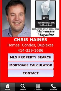 Search Milwaukee Real Estate- screenshot thumbnail