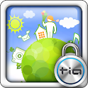 Tia Locker  Small earth theme icon