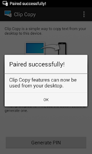 Download Clip Copy - pc to mobile APK on PC