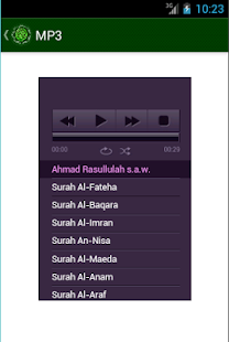 Peace QUR'AN - MP3, MP4, Read- screenshot thumbnail