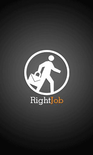 Right Job