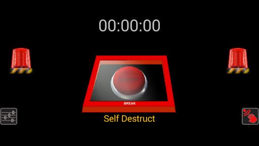 Self Destruction simulator