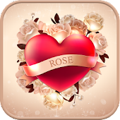 Rose go launcher theme