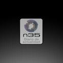 N35 (noticias en 35mm) logo