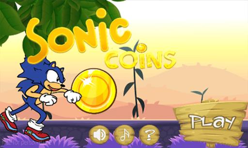 Sonic Fun Coins