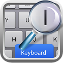 iPhone 5S Keyboard iOS 8 icon