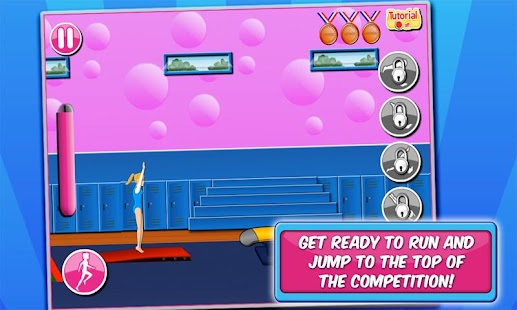 Gymnastics Events- screenshot thumbnail