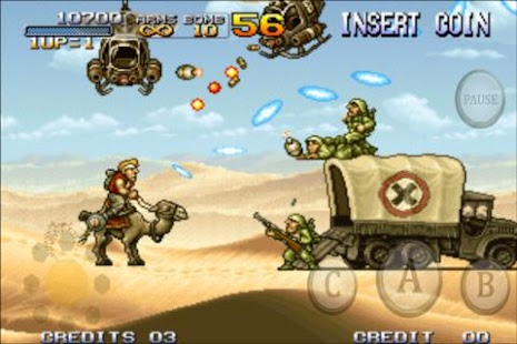 METAL SLUG 3 - screenshot thumbnail