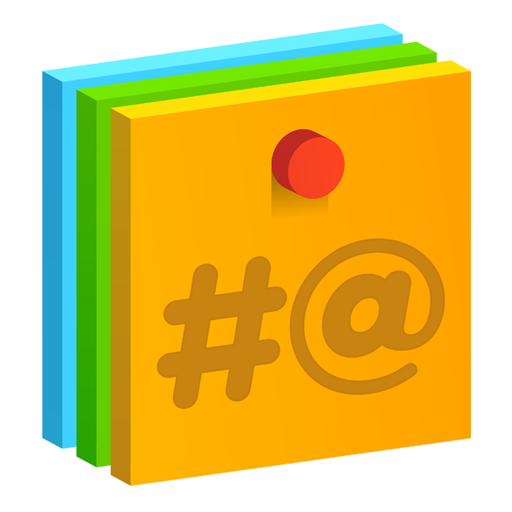 dodol SharpAt 便签 - 用#分类,用@发送! 生活 App LOGO-硬是要APP