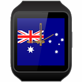 JJW Australia Day Watch Face