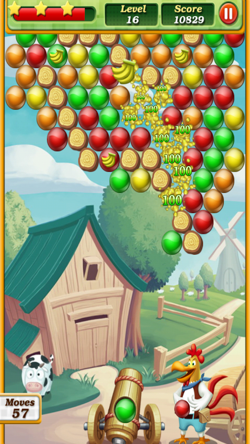 Farm Bubble - screenshot