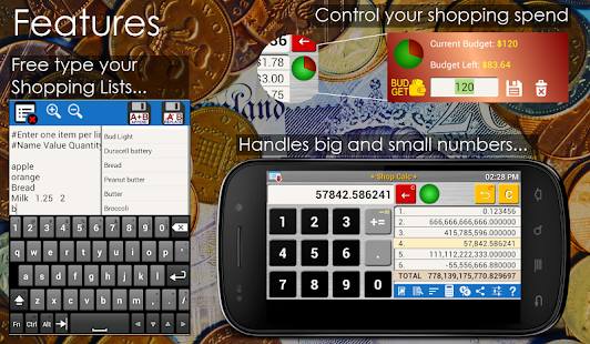 Shopping List for Grocery- screenshot thumbnail
