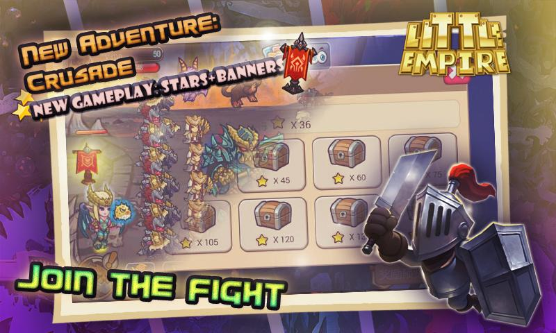 android Little Empire Screenshot 20