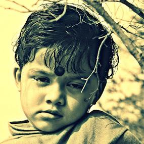 Innocent by Debraj Gupta - Babies & Children Child Portraits ( natural picture, born to free, innocent, child portraits, babies & children )