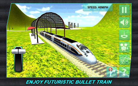 Real Train Driver Simulator 3D 1.0.3 screenshot 110732