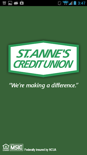 St. Anne's CU Mobile Banking