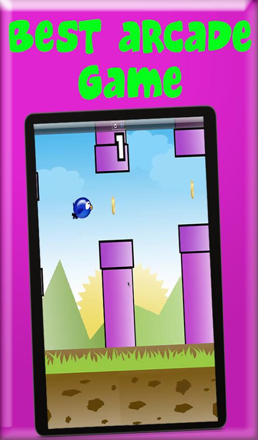 Floppy Bird Game FREE - screenshot