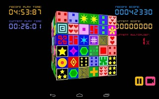 Screenshot of Cubistry
