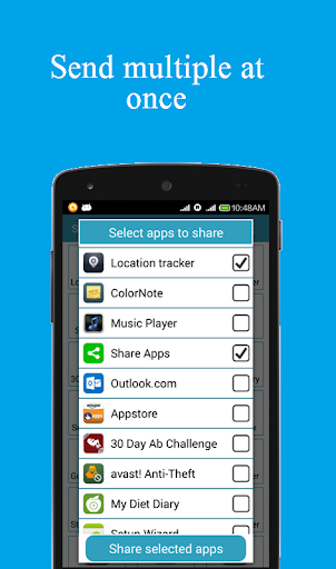 Share apps 1.0.0Z2 screenshots 3