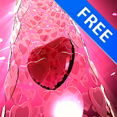 Ruby Heart Miracle Portal 3D