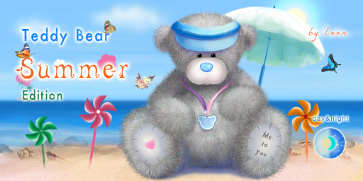 Summer Teddy Bear