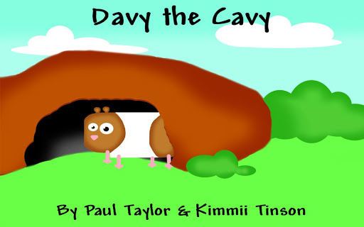 Davy The Cavy