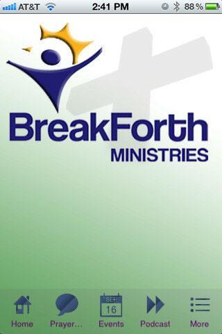 玩音樂App|Break Forth Ministries OLD免費|APP試玩