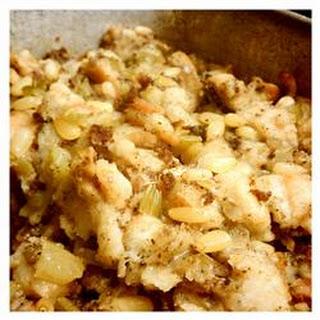 Southern Italian Thanksgiving Stuffing.