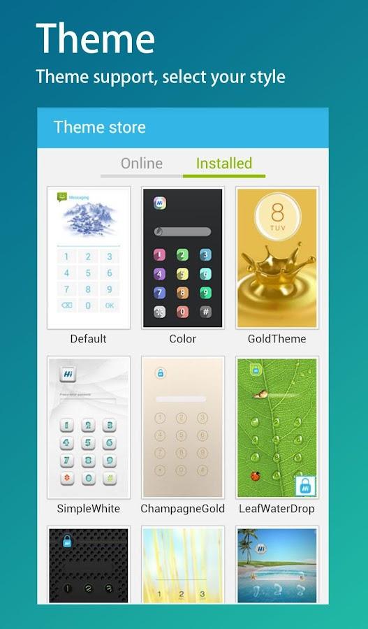 AppLock ( HI AppLock ) - screenshot