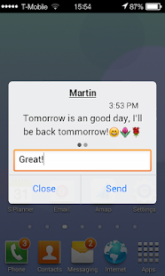 Barley Message 7 - screenshot thumbnail