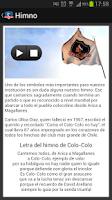 Screenshot of Colo-Colo Móvil