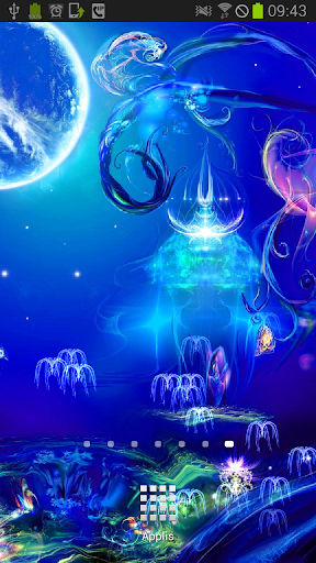 Pandora Dream with Flying Seed