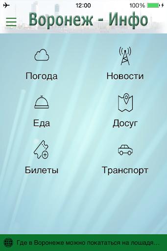 Воронеж Инфо
