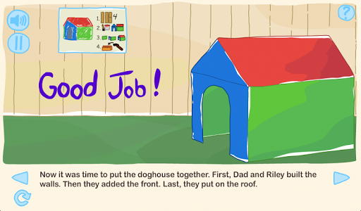 Riley and the Doghouse 1.0.0 screenshots 4