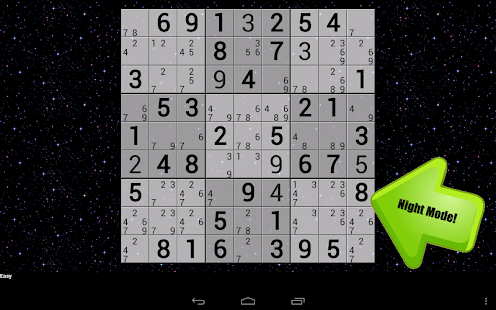 Handwrite Sudoku - screenshot thumbnail