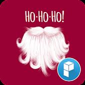 산타 할아버지 확장팩 런처플래닛 테마