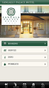 Sangallo Palace Hotel Perugia- screenshot thumbnail
