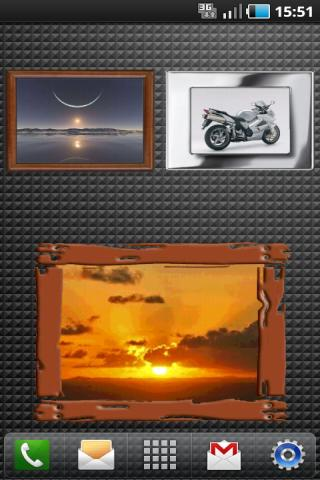 Android Photo Widget - screenshot