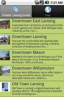 Greater Lansing- screenshot thumbnail