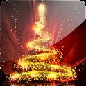 3D Christmas Lights logo