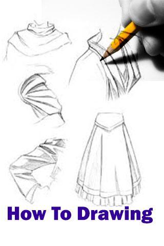 วาดการ์ตูนญี่ปุ่น Drawing