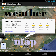 Weather MAP 1.1.1 Icon
